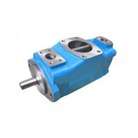 Integral PV2R Double Vane Pump Hidrolik Murah 5