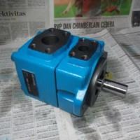 Jual Integral PV2R Double Vane Pump Hidrolik 2