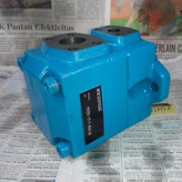 Beli Integral PV2R Double Vane Pump Hidrolik 4