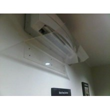 Acrylic Cover AIR CONDITIONING