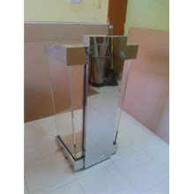 PODIUM STAINLESS STELL P05
