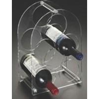 Jual Display Acrylic Wine