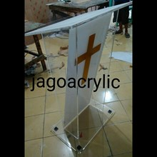 Podium acrylic P17