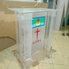 Podium acrylic P20 2