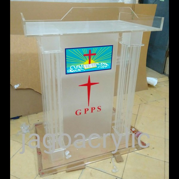 Podium acrylic P20