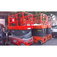 Distributor tangga gunting elektrik scissorlift JCPT1212HD SC 14.12 AC Dingli 3