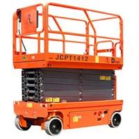 tangga gunting elektrik scissorlift JCPT1212HD SC 14.12 AC Dingli Murah 5