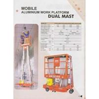 aerial work platform 12.2000 ac 14.2000 DC 16.2000 tangga electric  sip 1