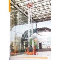 Distributor aerial work platform 12.2000 ac 14.2000 DC 16.2000 tangga electric  sip 3