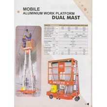aerial work platform 12.2000 ac 14.2000 DC 16.2000 noblift