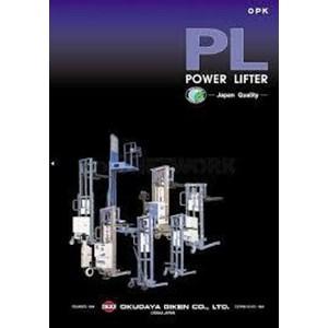 semi electric stacker 10.25  10.15 OPK murah.