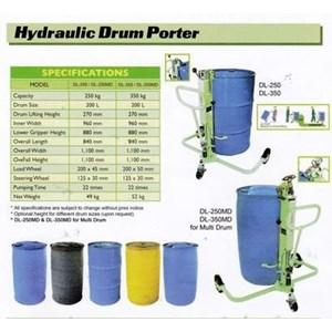 Drum Porter  OPK DL 250 DL 350 DL