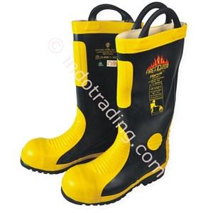 Sepatu Safety Merk Harvik