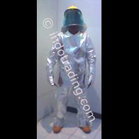 Baju Safety Rescue Suit Aluminized Set Merk TEMPEX 1
