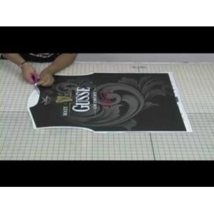 cutting stiker  By CV. Sinar Imajinasi