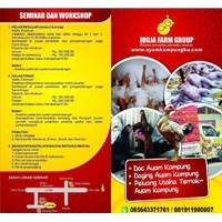 Pelatihan Dan Workshop Ternak Ayam Kampung Super