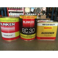 CLEAR COAT BLINKEN MS-3600