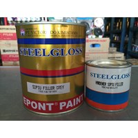 EPOXY FILLER STEELGLOSS SIPIU FAST DRY
