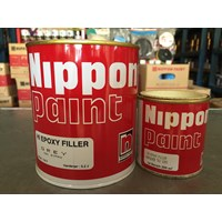 EPOXY FILLER NIPPON PAINT 2K GREY & WHITE