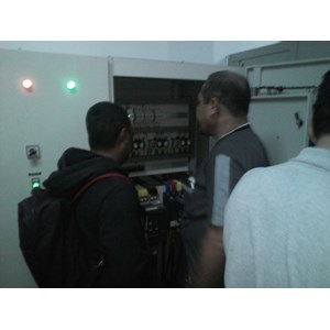 Instalasi Panel Gedung Nariba FAT Jakarta By CV. Trasmeca Jaya Electric