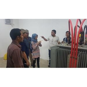 Instalasi Trafo RS Izza Kota Baru Cikampek By CV. Trasmeca Jaya Electric