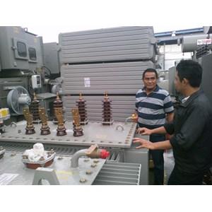 Instalasi Trafo Bpk. Untung Purwokerto By CV. Trasmeca Jaya Electric