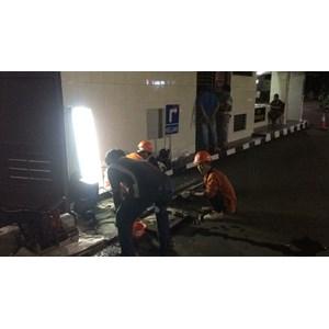 Instalasi Tangki Genset Kejaksaan Agung By CV. Trasmeca Jaya Electric