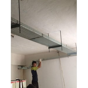 Instalasi Tray Kabel Kejaksaan Agung RI By CV. Trasmeca Jaya Electric