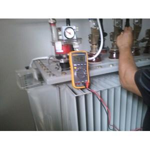 Instalasi Trafo Pada Gedung By CV. Trasmeca Jaya Electric