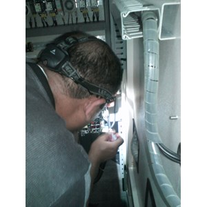 Jasa Perbaikan dan Modifikasi Panel By CV. Trasmeca Jaya Electric