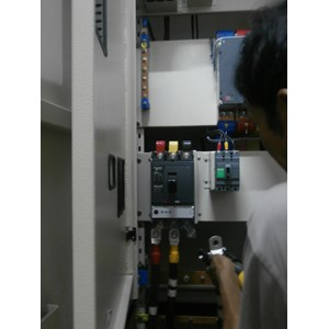 Jasa Perbaikan Dan Modifikasi Panel Tangerang By CV. Trasmeca Jaya Electric