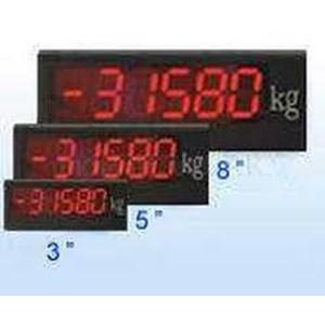 Scoreboard Timbangan External Display Display Timbangan Murah Bergaransi