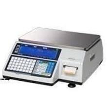 Timbangan Printer Label CAS CL-5200B 15kg 30kg Murah Akurat Bergaransi