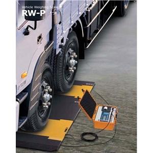 Dari Timbangan Mobil Portable CAS RW-P Murah Bergaransi 0