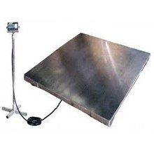 FLOOR SCALE STAINLESS STEEL EXCELLENT FS-S-GW