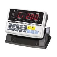 Distributor Timbangan Duduk Digital CAS CI-200A + Printer Label Barcode DLP Murah Bergaransi 3