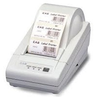 Jual Timbangan Duduk Digital CAS CI-200A + Printer Label Barcode DLP Murah Bergaransi 2