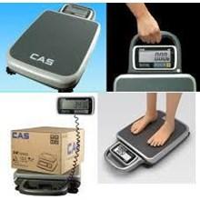 Timbangan Scale CAS PB Portable Bench Scale Murah Bergaransi