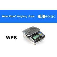 Timbangan Water Proof SONIC WPS 3Kg 6Kg 15Kg 30Kg Murah Bergaransi