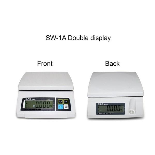 Timbangan Digital CAS SW-1RL Double Murah Bergaransi 2thn