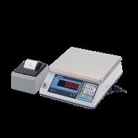 Timbangan Printer Dot Matrix NAGATA PRR-30TE 6kg 12kg 30kg Murah Akurat Bergaransi