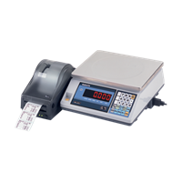 Timbangan Printer Thermal NAGATA PRR-30TD 6kg 12kg 30kg Murah Akurat Bergaransi