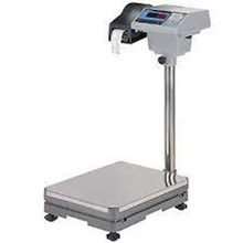 Timbangan Printer Thermal Barcode NAGATA PRR-203W TD 60kg 150kg 300kg Murah Akurat Bergaransi