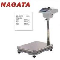 Timbangan Lantai Printer Dot Matrix NAGATA PRR-202W TE 60kg 150kg Murah Akurat Bergaransi