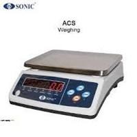 Timbangan Sonic ACS 3kg 6kg 15kg 30kg Murah Bergaransi 1