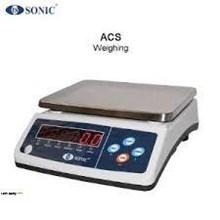 Timbangan Sonic ACS 3kg 6kg 15kg 30kg Murah Bergaransi