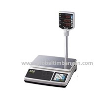 30kg CAS PR-II-P Scales