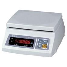 CAS SW II Single LED Scales