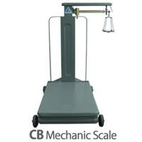 Timbangan Mekanik CAHAYA ADIL CB-500S 500kg Murah Dan Bergaransi