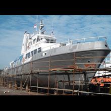 Crew boat built 1992 PGA - KM